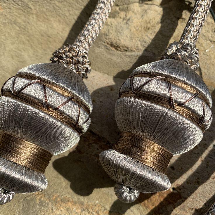 Trimmings, Braids and Tiebacks