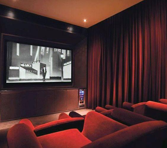 Cinema / Auditorium Walling