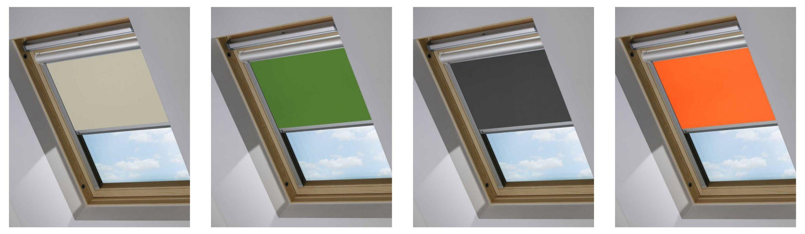 Velux Blinds / Skylight Blinds